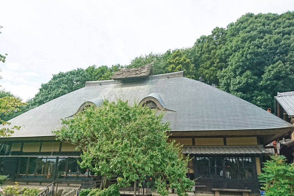 みずほの村市場・蕎舎外観