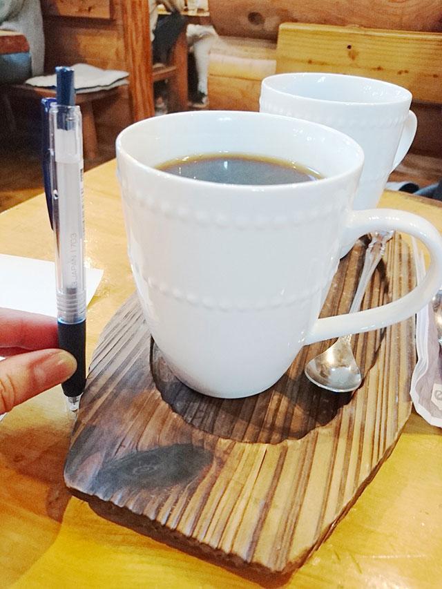 珈琲屋OBのコーヒーはデカい