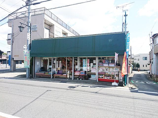 笹屋商店の外観